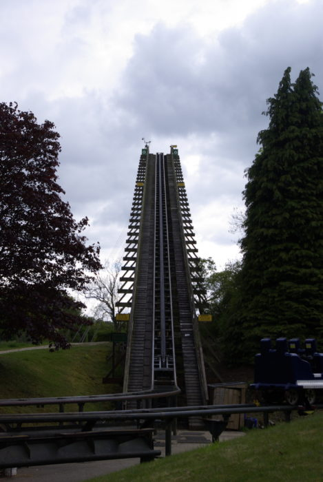 The Ultimate at Lightwater Valley