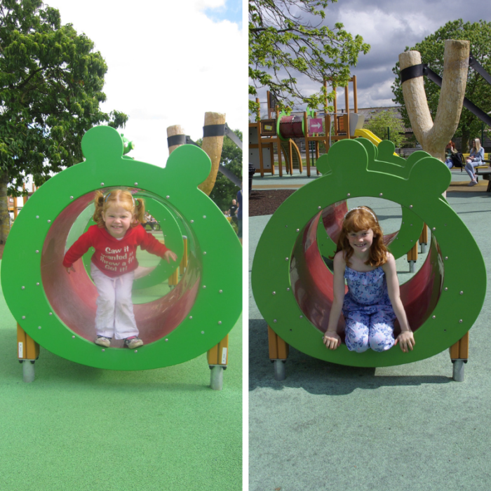 The angry Birds playground at Lightwater Valley