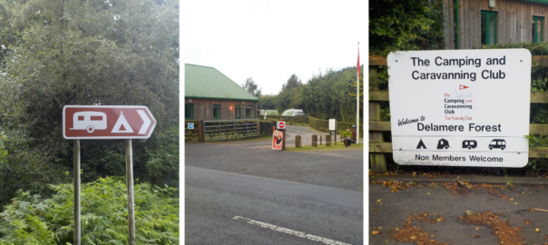 Delamere Forest Camping and Caravanning Club Site - Review