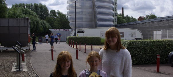 The National Space Centre Leicester - a review