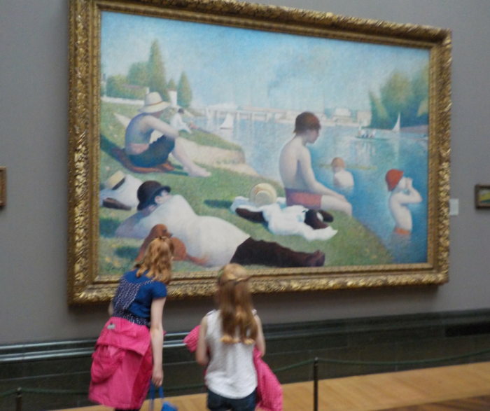 Art at The National Gallery London