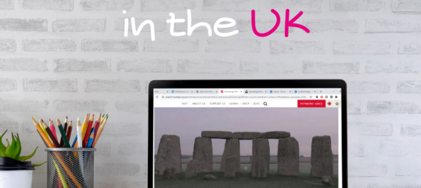Virtual Tours and family days out in the UK